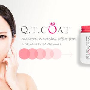 Q.T.COAT首度於越南美妝展亮相,正式邁向國際